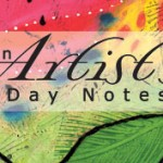 Jan. 8th An Artist's Day Notes