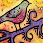 Spring into a Whimsical Bird Art Giveaway