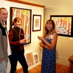 Art Show and Southwest Road Trip Travel Pics