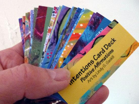 Positive Affirmations Card Deck