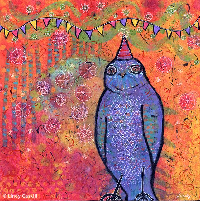 It was a Magical Night, Said Mr. Owl, sold