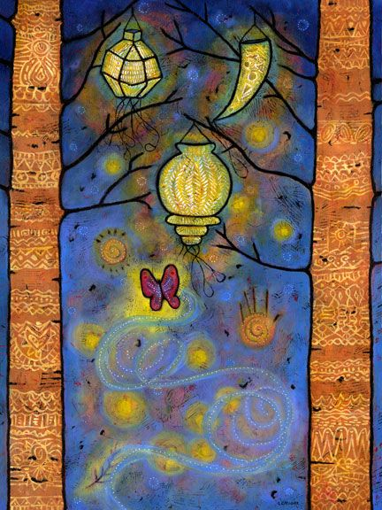 Touching the Light: One Danced with the Fireflies, sold