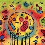 Whimsical Womb II