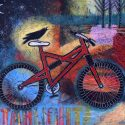 Star Light, Star Bright Bike and Raven Art