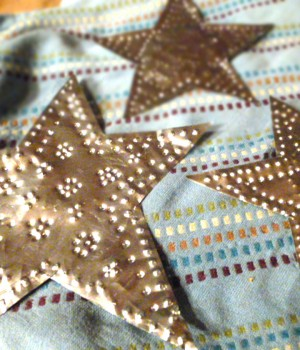 DIY Star Christmas Ornament