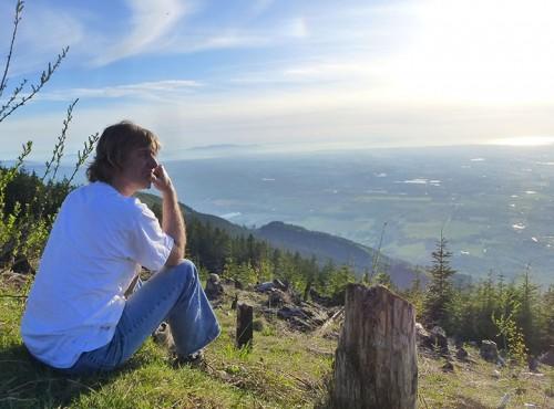 Bellingham hike view