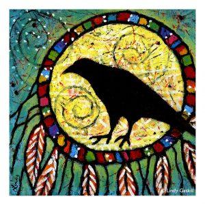Raven Spirit Art