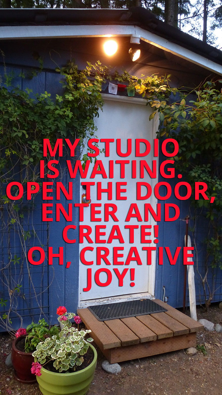 Creative Joy by Jennifer Louden