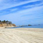 Snorkel Beach at Punta Pescadero on East Cape, Baja, Mexico