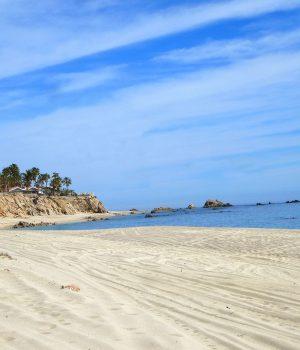 snorkel beach east cape baja