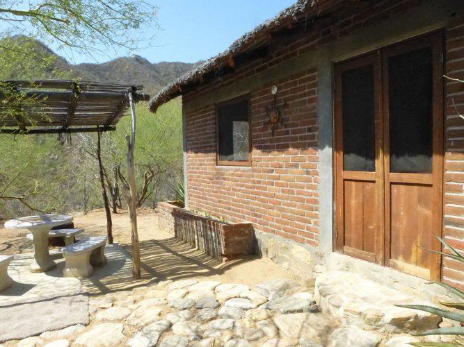 Cabin at Santiago Waterfall