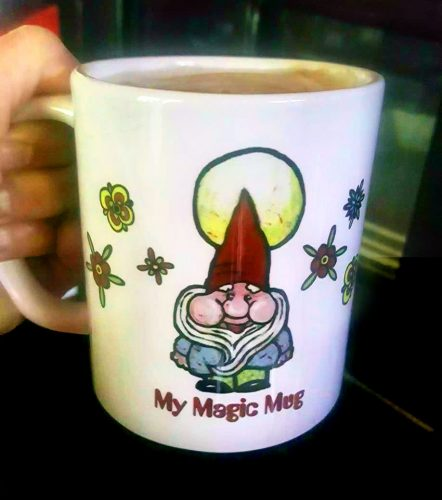 Magic Gnome Mug