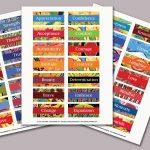 Positive Affirmation Card Decks as Digital Downloads
