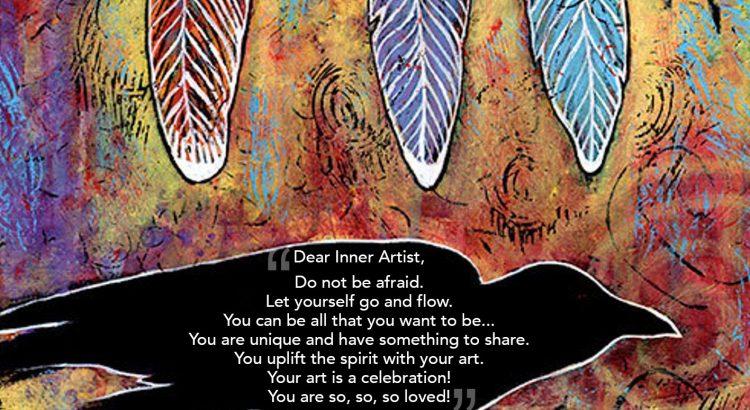 inner artist letter